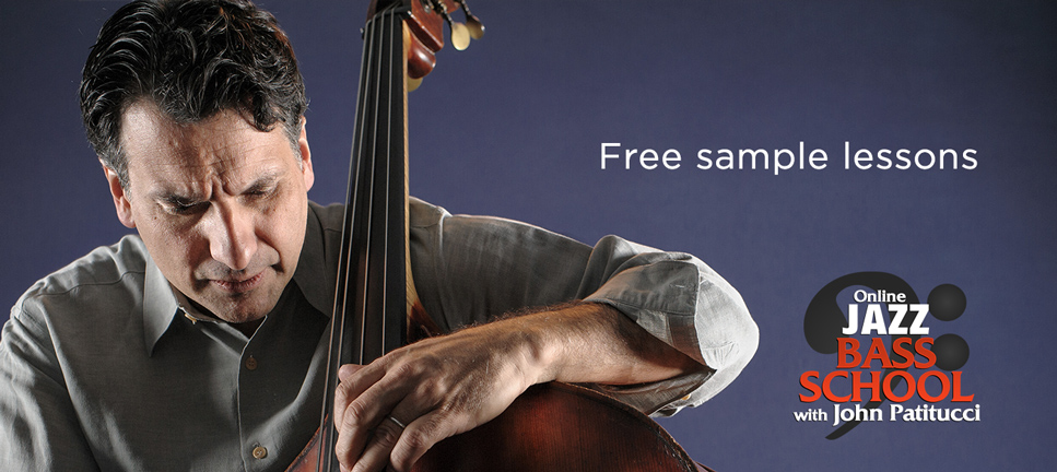 Free Jazz Bass Lessons with John Patitucci