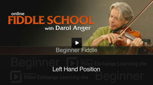 Left Hand Position