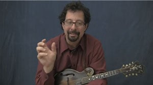 Online mandolin lessons with Mike Marshall at ArtistWorks