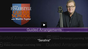 check out guitar lessons with Martin Taylor at ArtistWorks