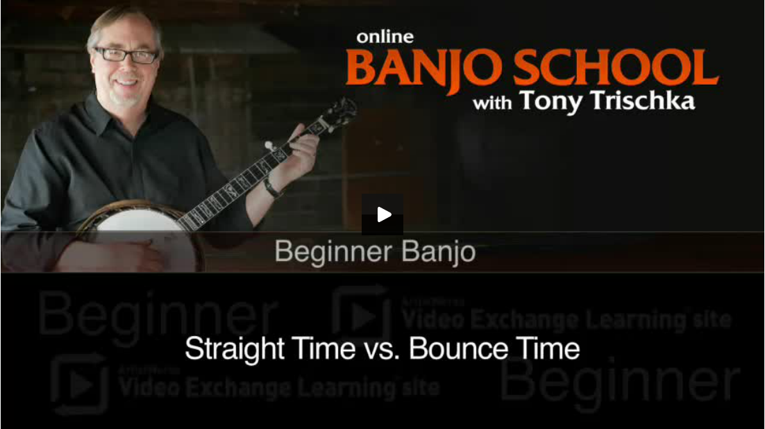 Fill out the form for free banjo lessons!