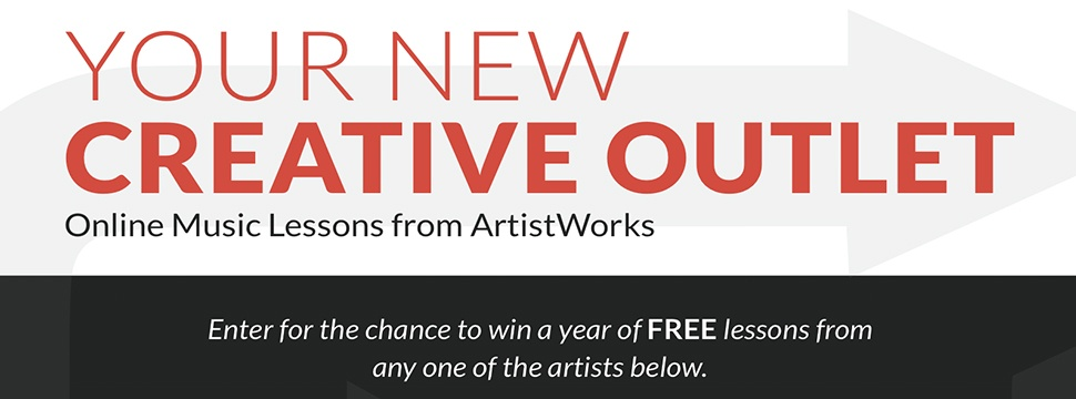 Music Lessons Online at ArtistWorks